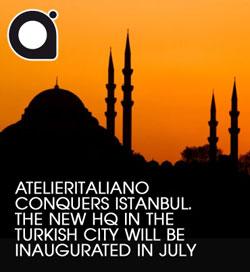 Atelieritaliano conquers Istambul.